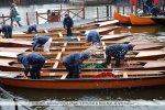 Si seccano le barche